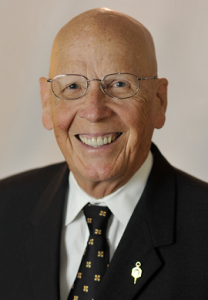 John E.G. Johnson headshot